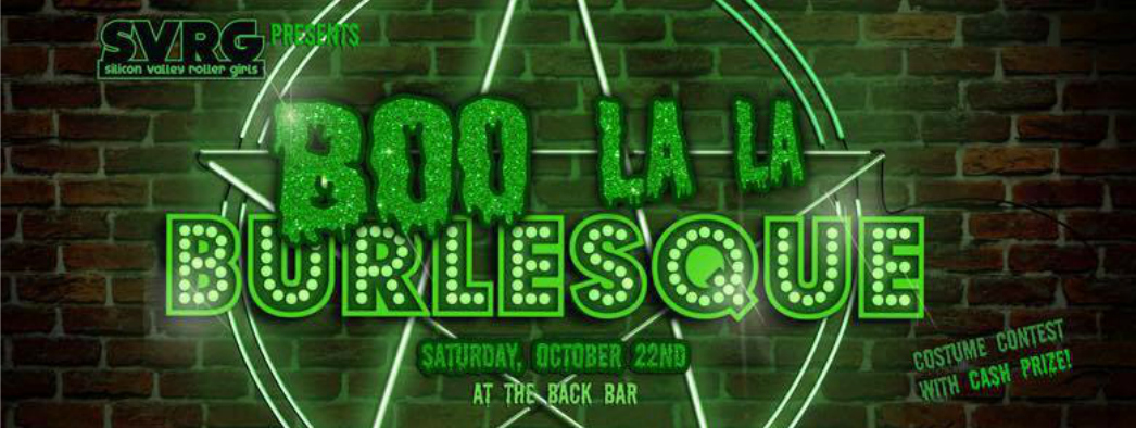Boo La La A Spooktacular Halloween Party & Burlesque Show