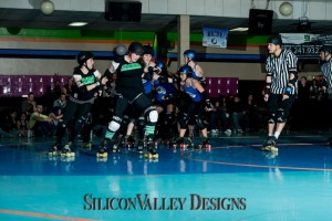 SVRG KillaBytes v. Sac City Folsom Prison Bruisers 2013