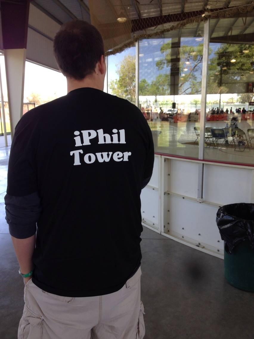 May Official/Volunteer of the Month: iPhil Tower
