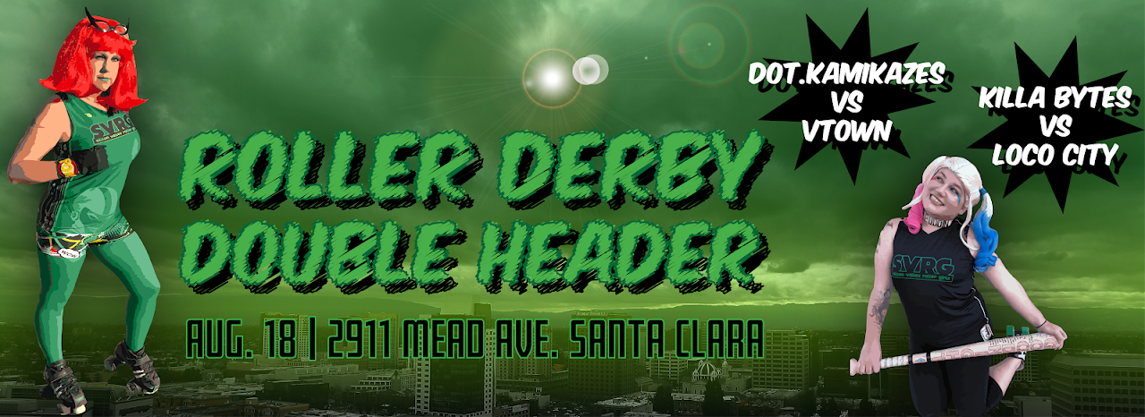 SVRG Double Header -- August 18!