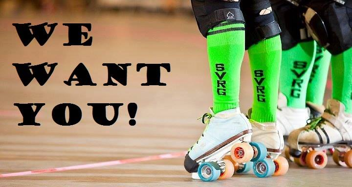 Open Tryouts Roller Derby